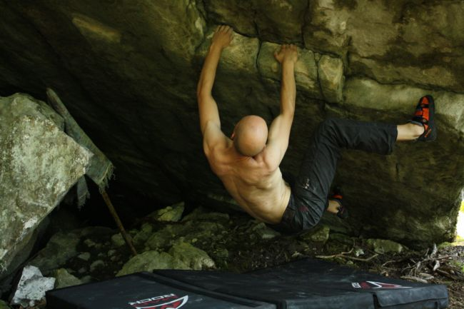 Ausgleichstraining zum Klettern und Bouldern